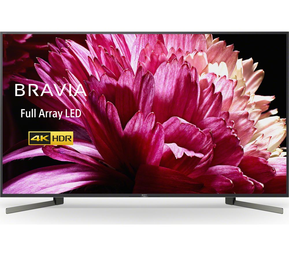 "SONY BRAVIA KD85XG95 85"" Smart 4K Ultra HD HDR LED TV with Google Assistant"