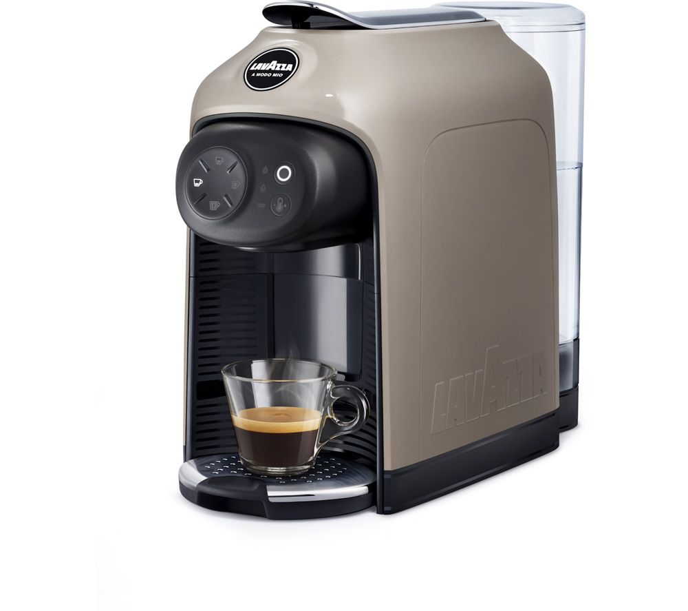 Image of LAVAZZA A Modo Mio Idola Coffee Machine - Greige
