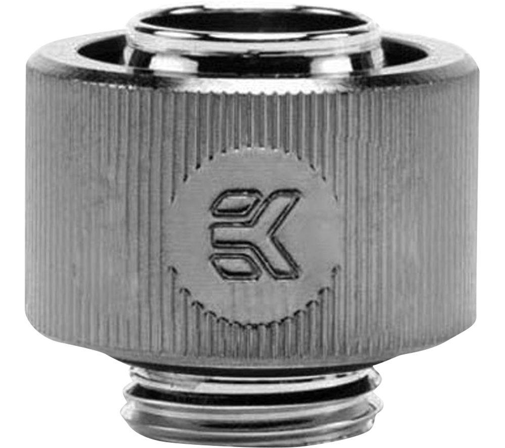 EK-ACF Fitting - 10/16 mm, Black Nickel, Black