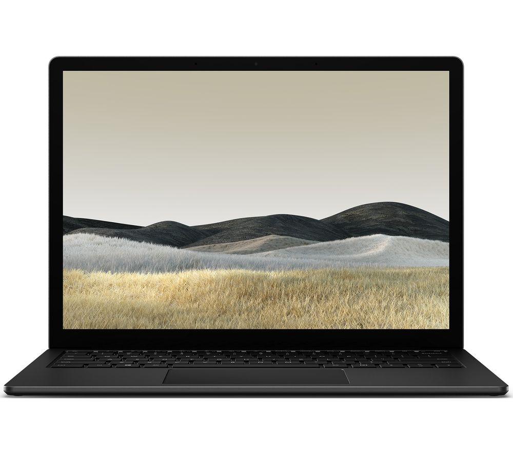 "Image of 13.5"" Surface Laptop 3 - Intelu0026reg Coreu0026trade i7, 512 GB, Black, Black"
