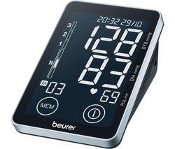 BM 58 Blood Pressure Monitor - Black & Grey
