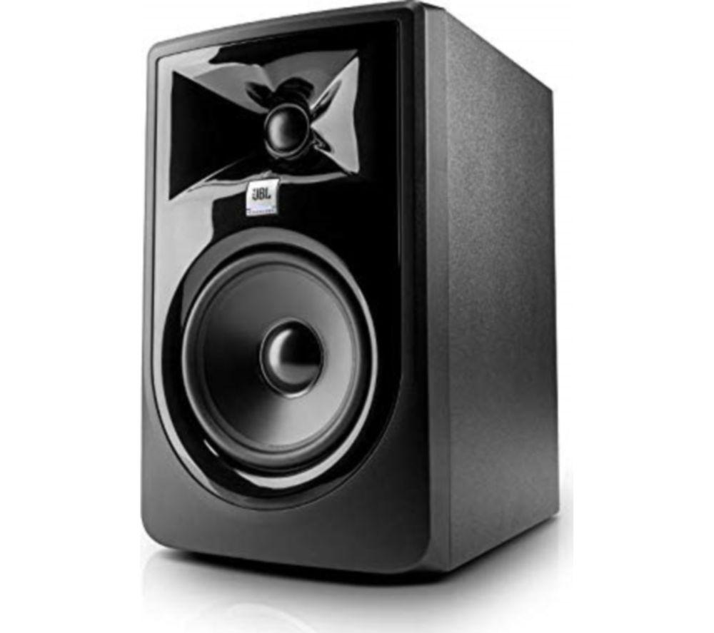 JBL 305P MKII Powered Studio Monitor - Black