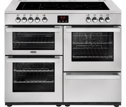 Cookcentre 110E Electric Ceramic Range Cooker - Stainless Steel