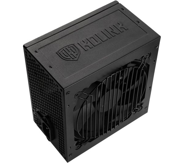 Image of KOLINK Modular Power Series KL-600Mv2 Semi-Modular ATX PSU - 600 W, Bronze