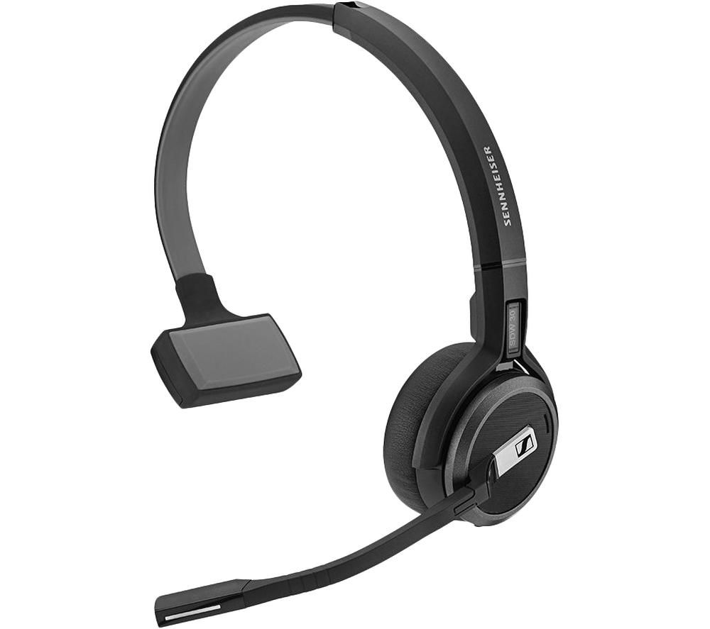 Image of SENNHEISER Impact SDW 5033 UK Wireless Headset - Black, Black
