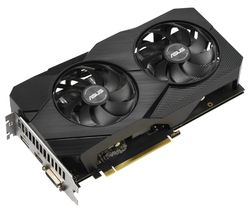 GeForce GTX 1660 Super 6 GB Dual EVO OC Graphics Card