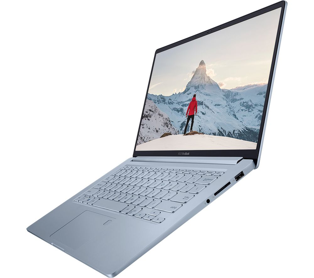 "Image of ASUS VivoBook K403JA 14"" Laptop - Intel®Core™ i7, 512 GB SSD, Silver Blue, Silver"