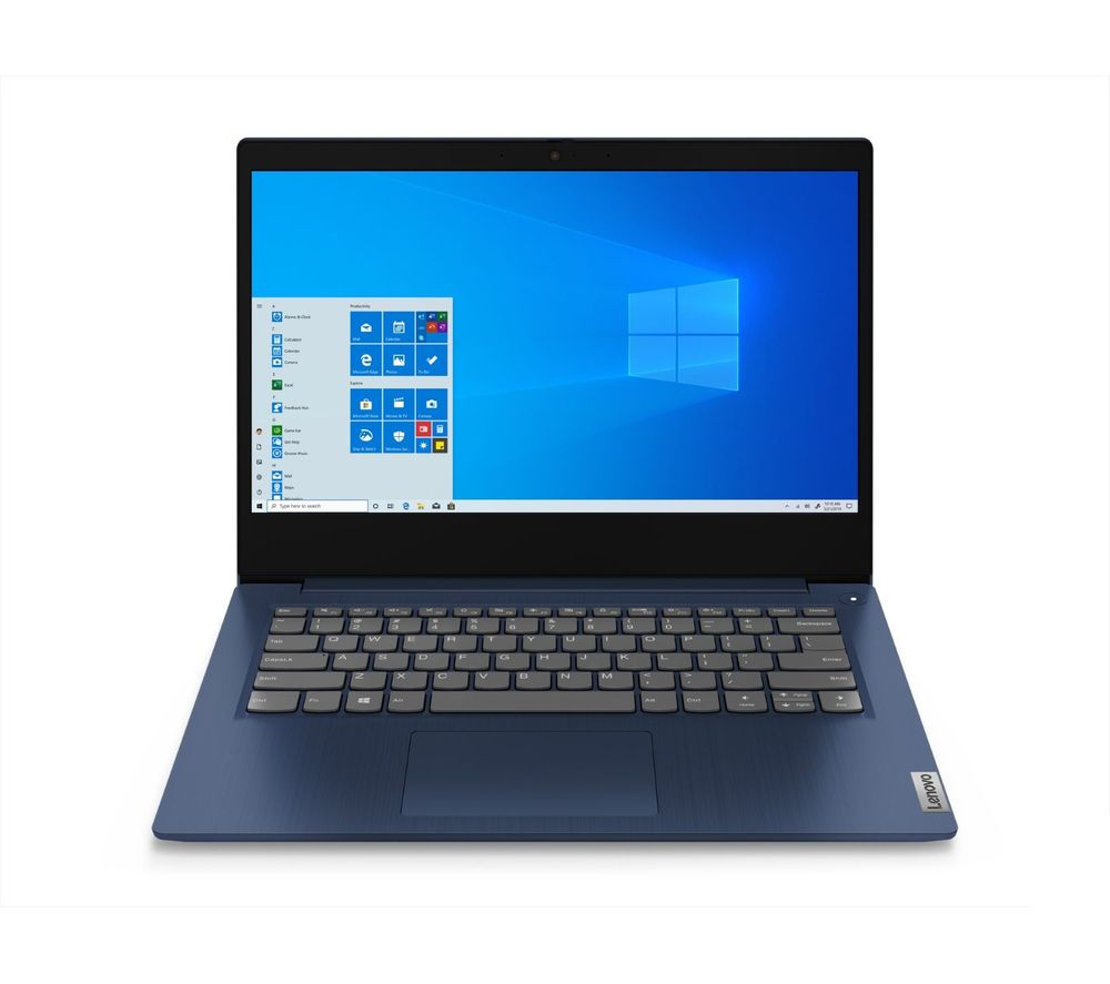 "LENOVO IdeaPad 3i 14"" Laptop - Intel® Core™ i5, 512 GB SSD, Blue"
