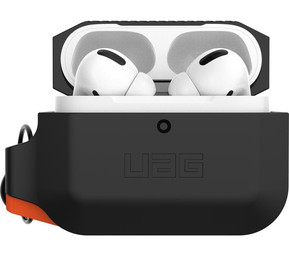 UAG AirPods Pro Case - Black & Orange