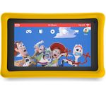 £99.99, PEBBLE GEAR Toy Story 4 7inch Kids Tablet - 16 GB, Android 8.1 (Oreo), HD Ready screen, 16GB storage: Perfect for apps & photos, Battery life: Up to 9 hours,
