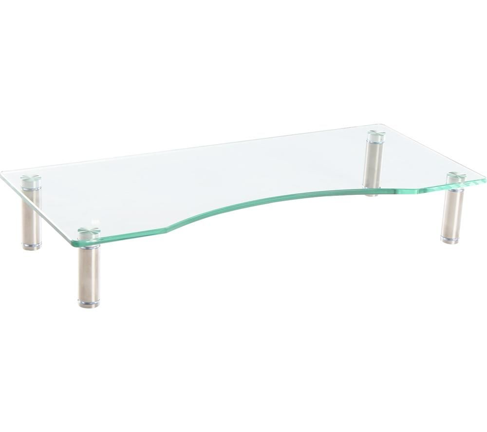 Image of TTAP MP1003 Monitor Stand - Clear