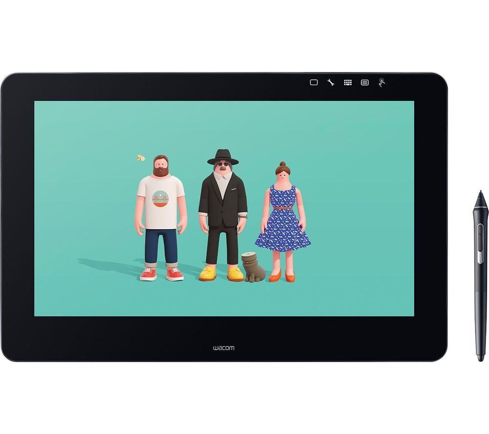 "Image of WACOM Cintiq Pro DTH-1620 15.6"" Graphics Tablet"