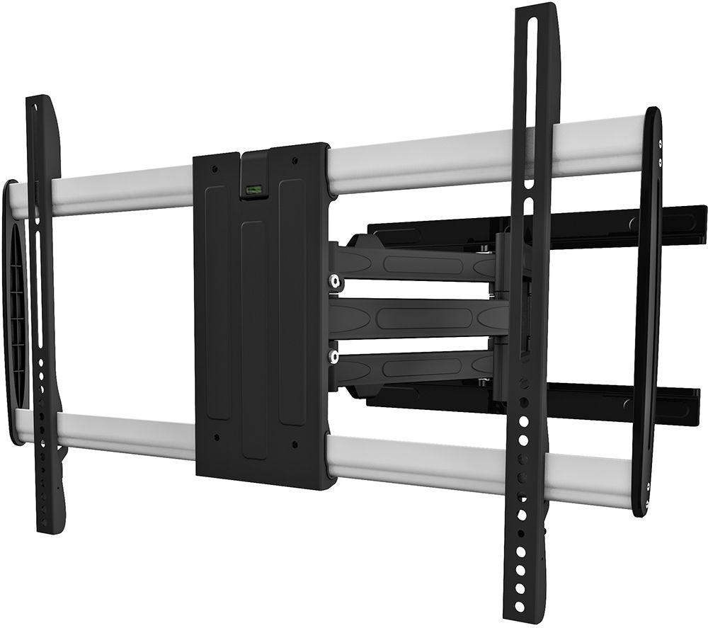 "TITAN Premium ULTRA SLIM PRO XL Full Motion 85"" TV Bracket"