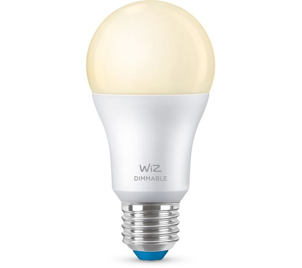 Image of WIZ CONNECTED A60 Tunable White Smart Light Bulb - E27