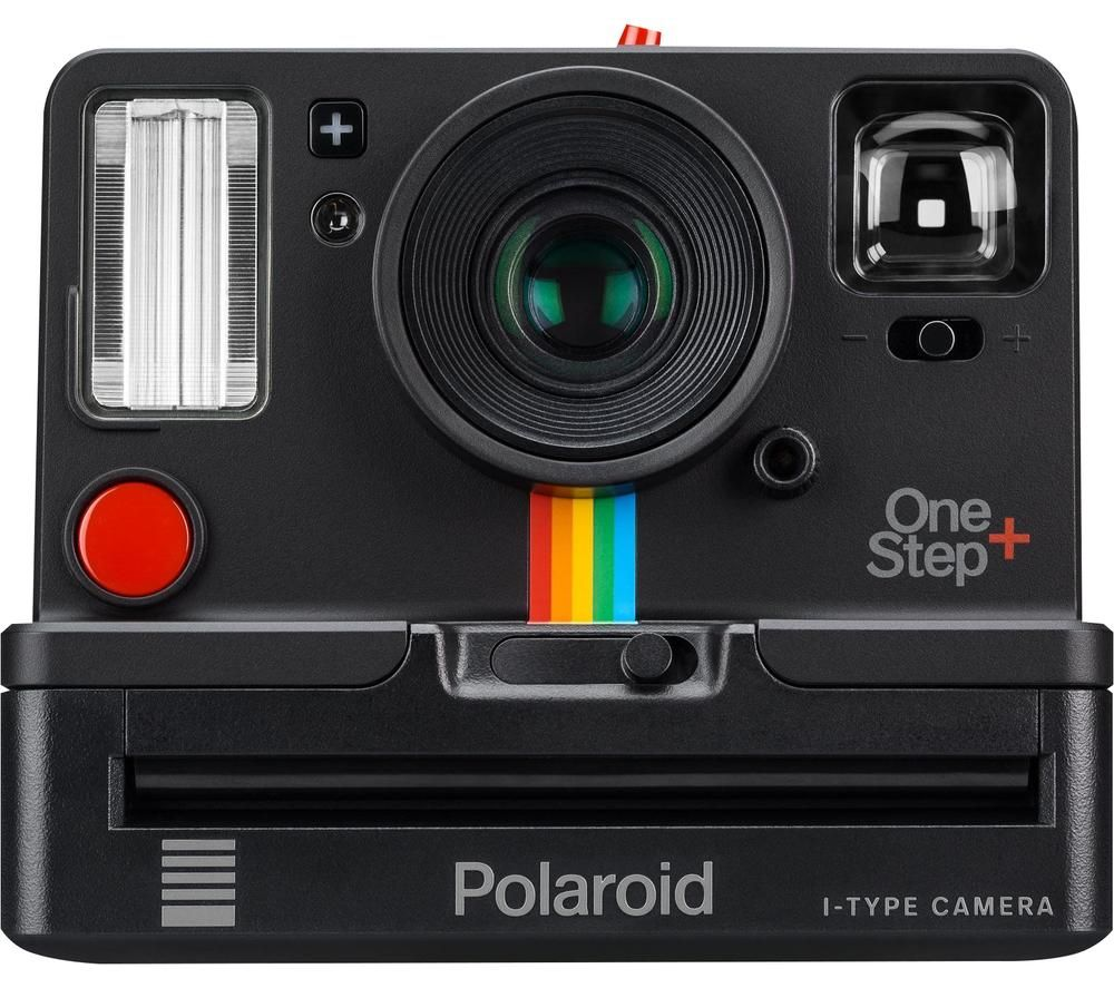 POLAROID OneStep + Instant Camera - Black