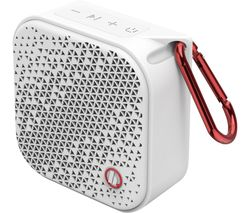 HAMA Pocket 2.0 Portable Bluetooth Speaker - White