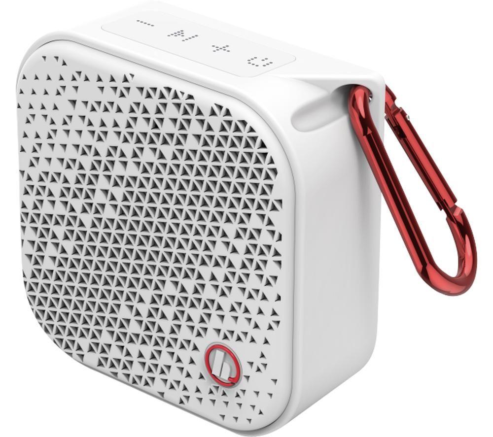 HAMA Pocket 2.0 Portable Bluetooth Speaker - White, White