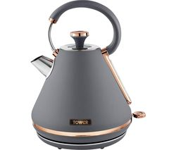 Cavaletto T10044RGG Traditional Kettle - Grey
