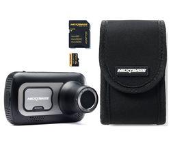 NEXTBASE 522GW Quad HD Dash Cam & Go Pack with 32 GB U3 microSD Card Bundle