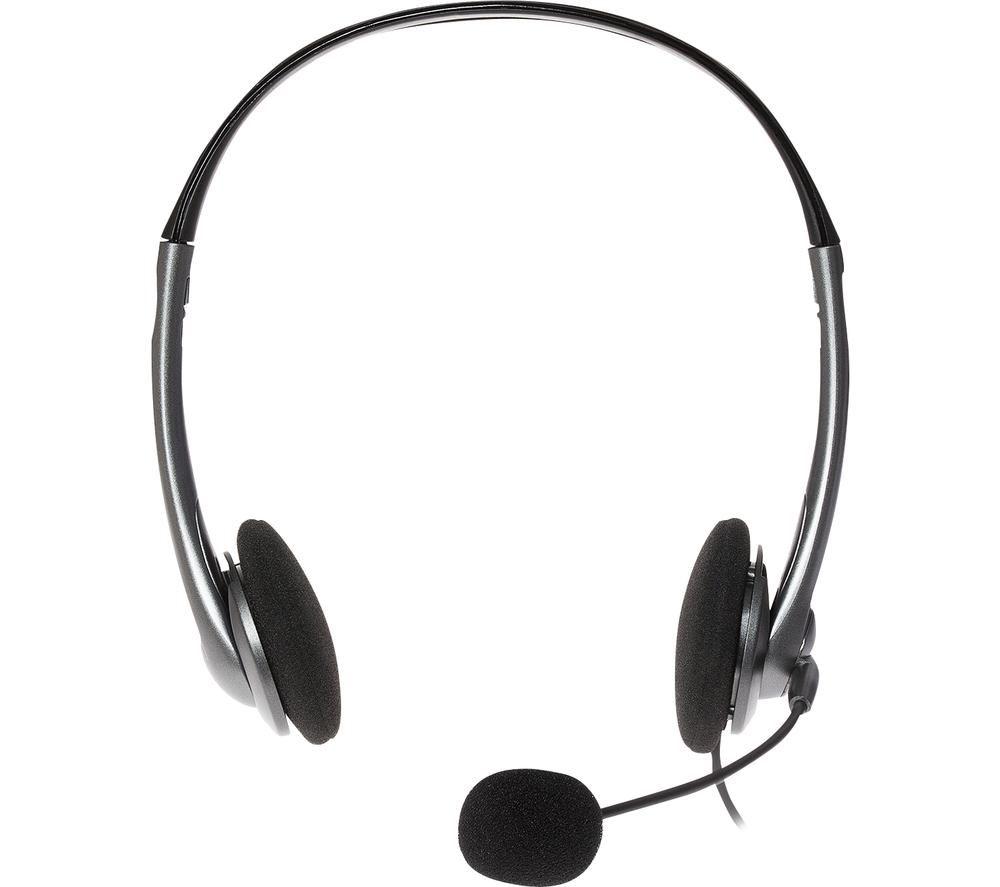 PROSOUND PROS-USBHS Headset - Black, Black