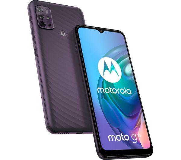 Motorola Moto G10 - 64 GB, Grey 3
