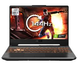 "TUF Dash F15 15.6"" Gaming Laptop - Intel® Core™ i5, GTX 1650, 512 GB SSD"
