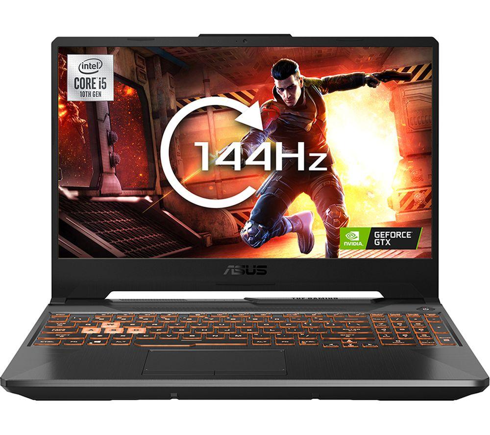 """Image of ASUS TUF Dash F15 15.6"""" Gaming Laptop - Intel®Core™ i5, GTX 1650, 512 GB SSD"""