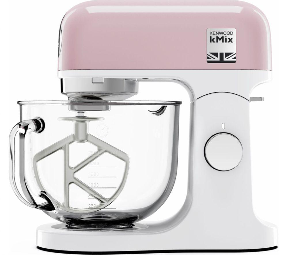 KENWOOD kMix KMX754PP Stand Mixer - Pale Pink, Pink