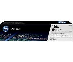 HP 126A Black Toner Cartridge