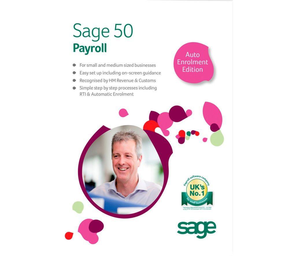 SAGE 50 Payroll - 50 users