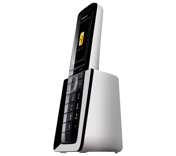 panasonic kx prs120ew cordless phone with answering machine deals rh pcworld co uk