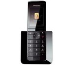 PANASONIC KX-PRS120EW Cordless Phone with Answering Machine