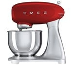 SMEG SMF01RDUK 50's Retro Stand Mixer - Red