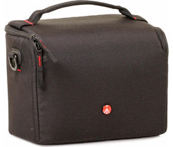 MANFROTTO MB SB-M-E Shoulder DSLR Camera Bag - Black