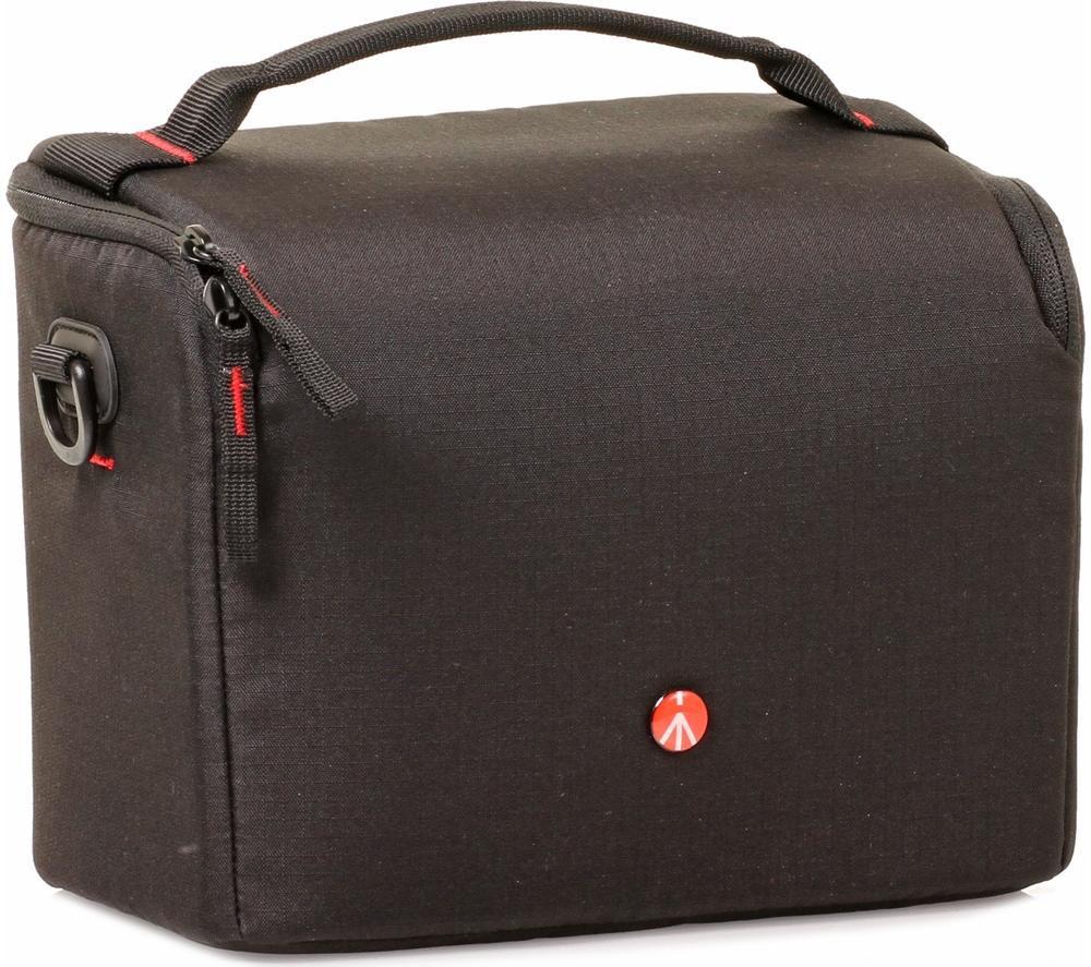 MANFROTTO MB SB-M-E Shoulder DSLR Camera Bag - Black