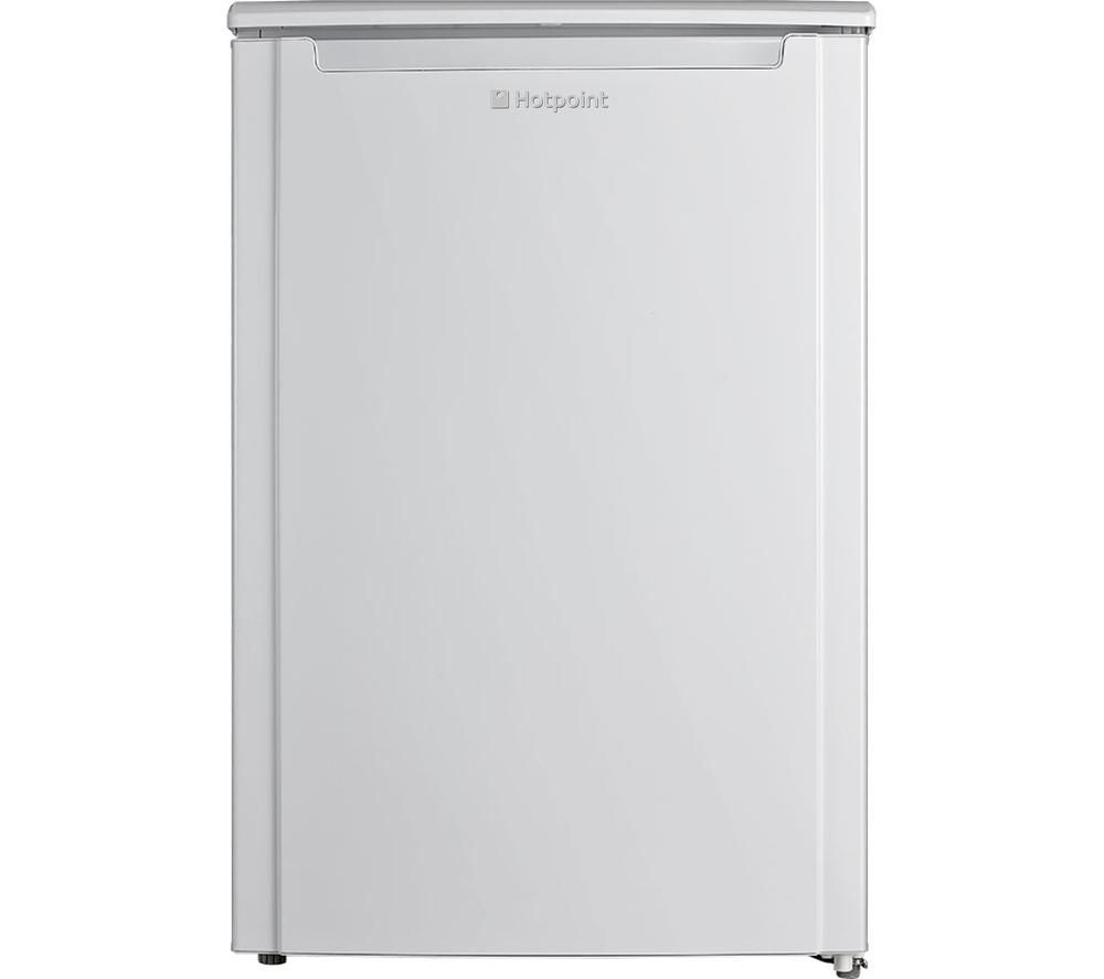 HOTPOINT CTZ55P Undercounter Freezer - White + WMFUG742G SMART Washing Machine - Graphite