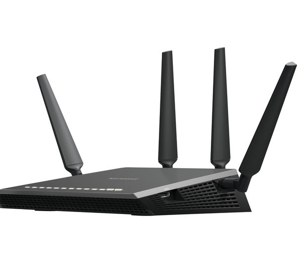 how to connect netgear router to pc