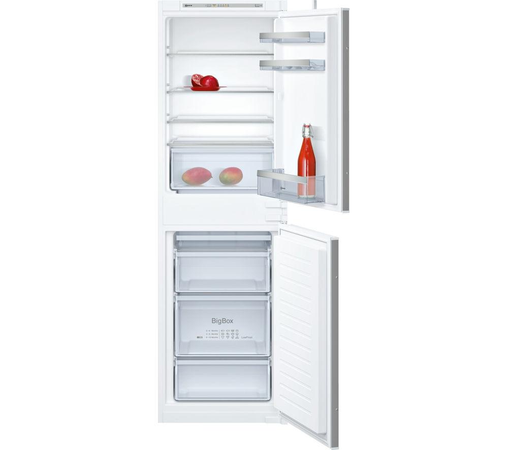 NEFF KI5852S30G Integrated Fridge Freezer