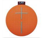 ULTIMATE EARS UE Roll 2 Portable Bluetooth Wireless Speaker - Orange