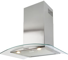 BEKO HBG70X Chimney Cooker Hood - Stainless Steel