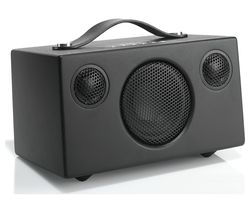 AUDIO PRO Addon T3 Portable Bluetooth Wireless Speaker - Black