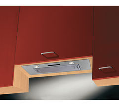 BAUMATIC CAN75.3SS Canopy Cooker Hood - Stainless Steel