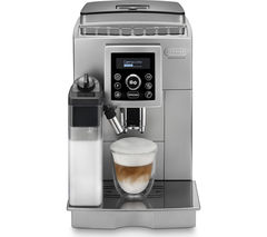 ECAM23.460 Bean to Cup Coffee Machine - Silver & Black