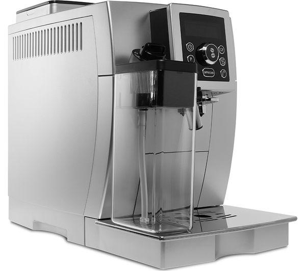 Delonghi Ecam23460 Bean To Cup Coffee Machine Silver Black