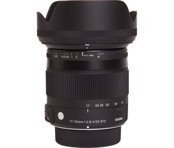 SIGMA 17-70 mm f/2.8-4 DC HSM Macro Lens - for Sony