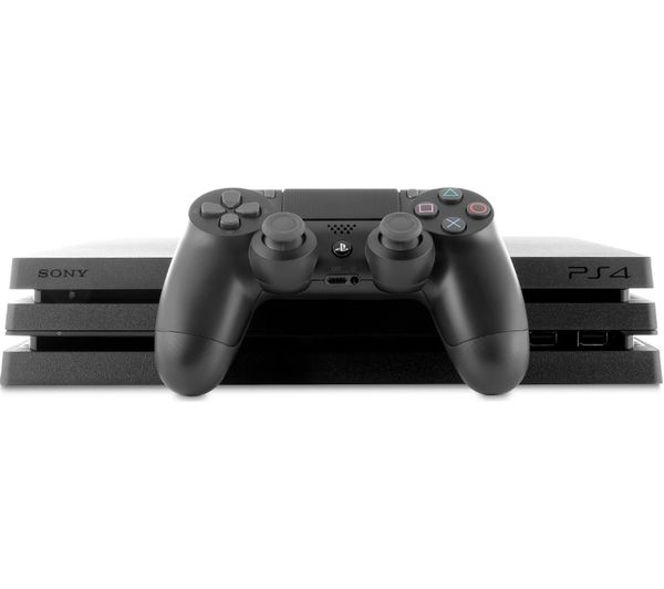 fe3de80f Buy SONY PlayStation 4 Pro | Free Delivery | Currys