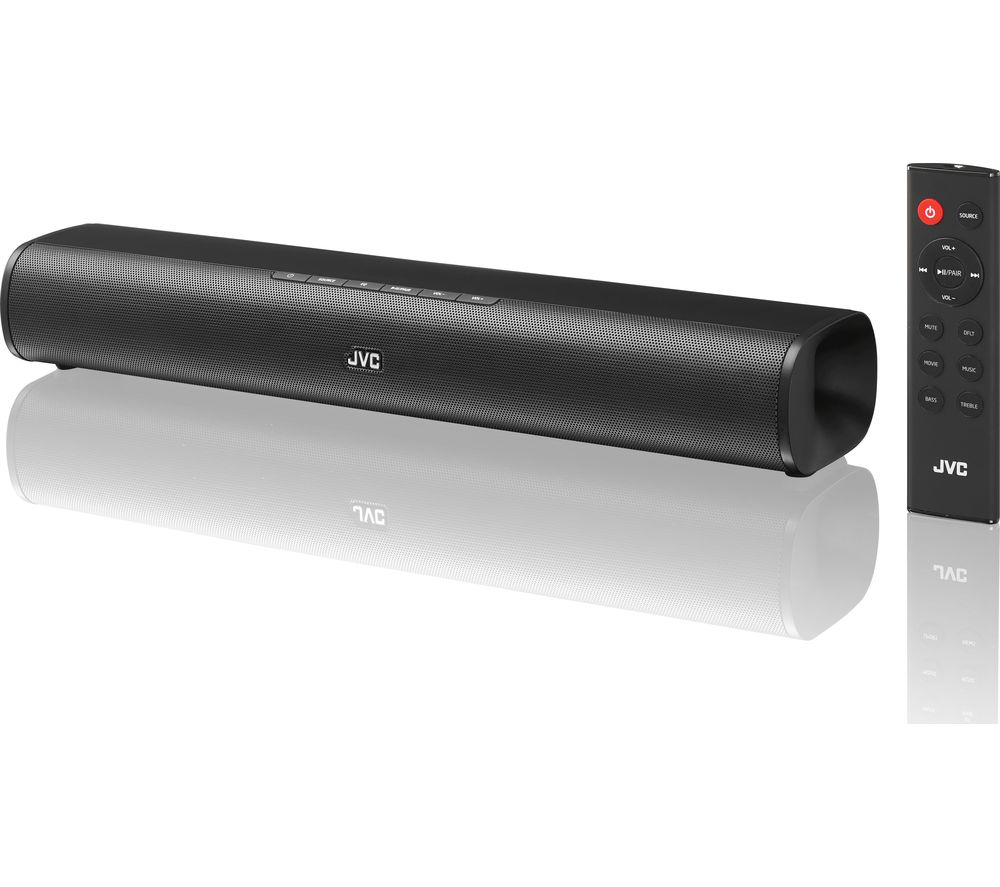JVC TH-D227B 2.0 Compact Sound Bar