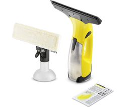 KARCHER WV2 Plus Window Vacuum Cleaner - Yellow