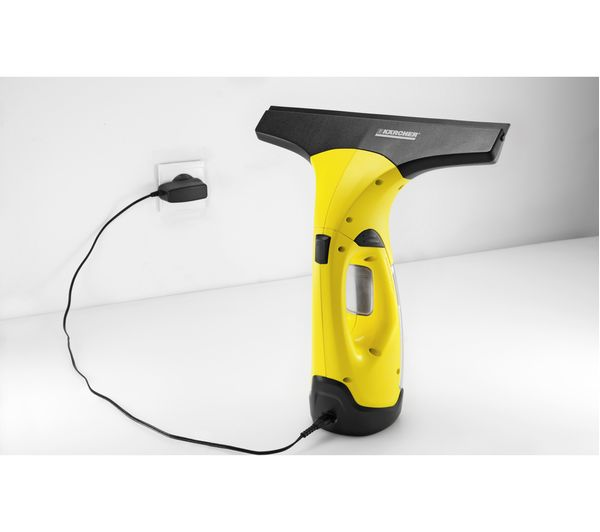 Buy Karcher Wv2 Plus Window Vacuum Cleaner Yellow Free