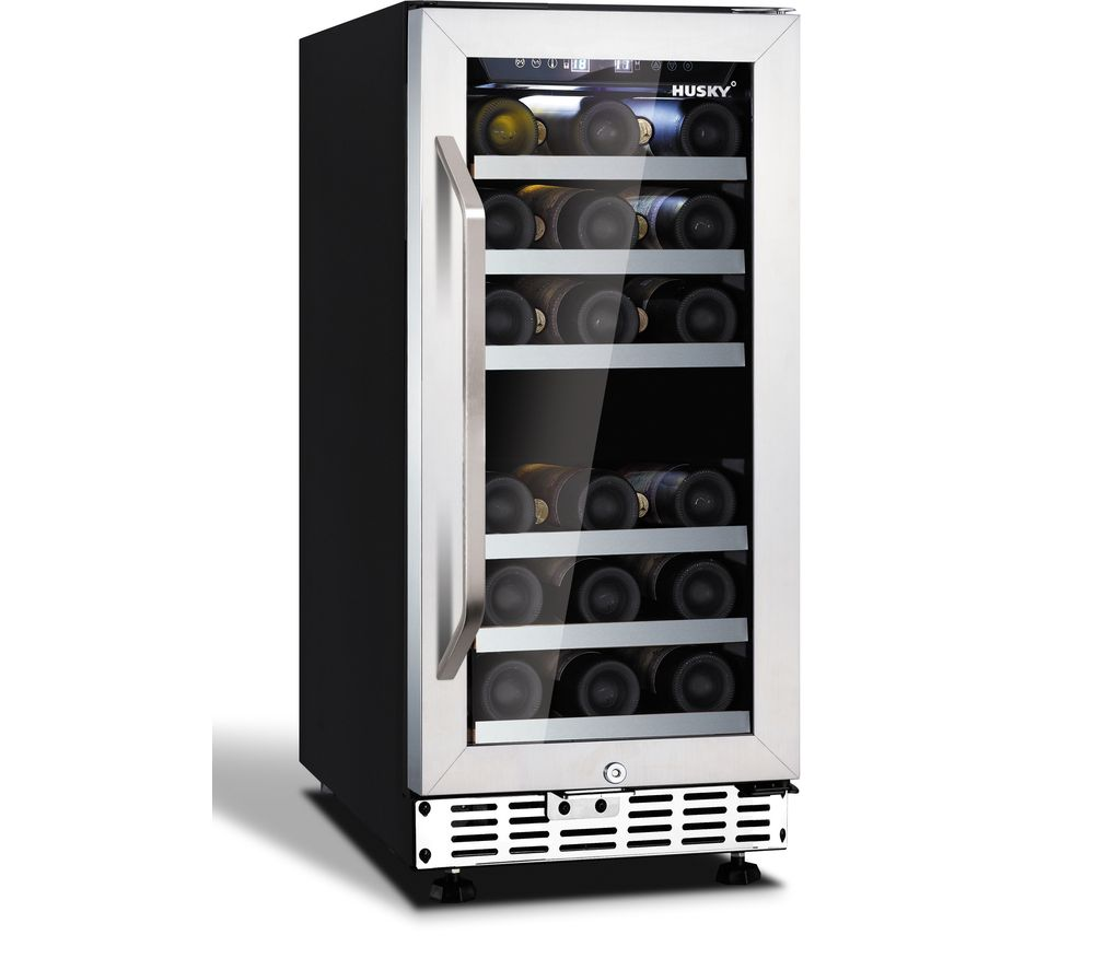 koolatron wine slim master countertop cooler product cfm bottle
